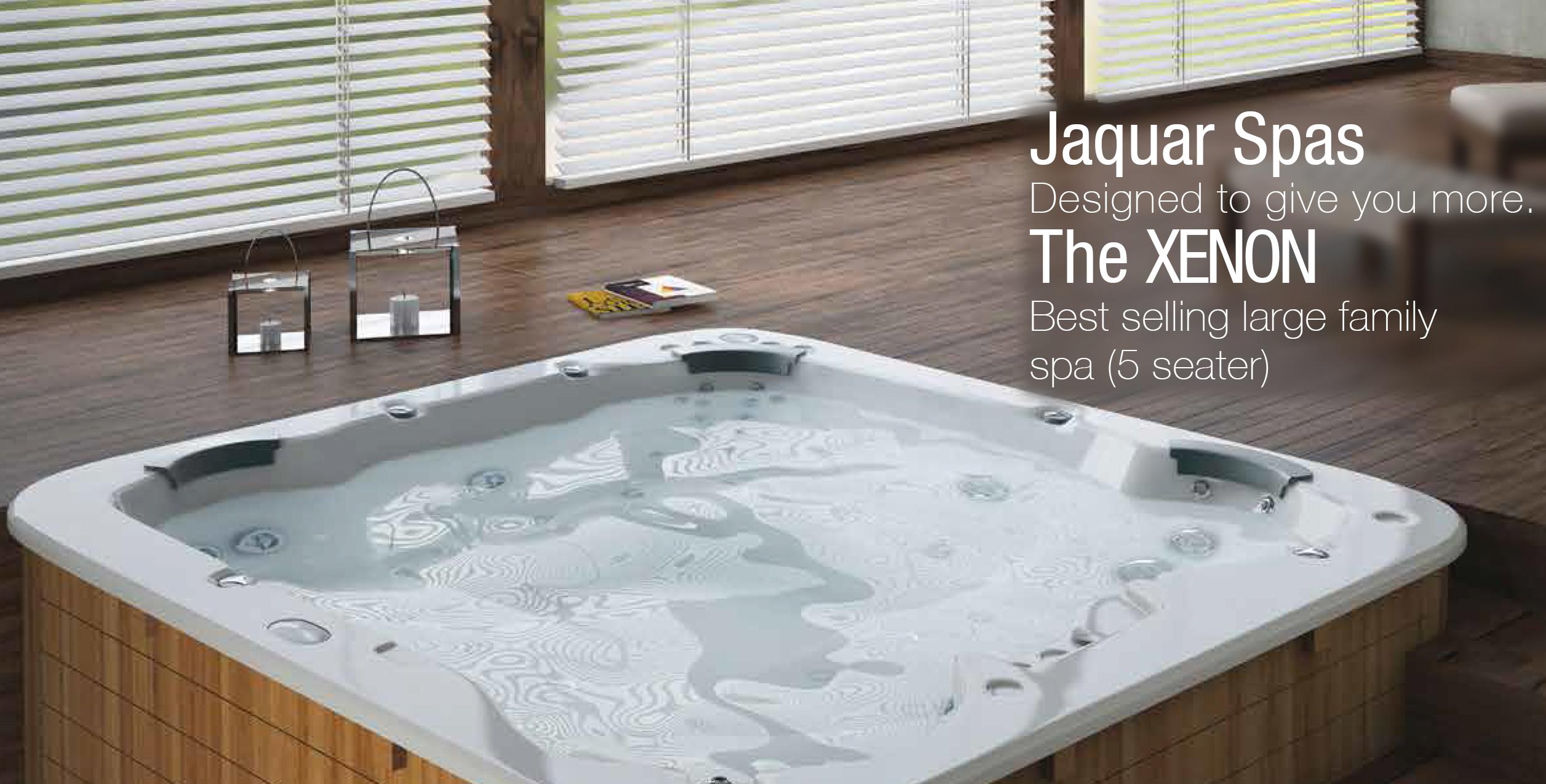 Complete Bathroom Solutions-Jaquar Spas xenone